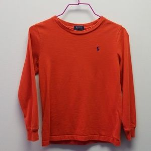 Ralph Lauren Long Sleeve  Tshirt size 7